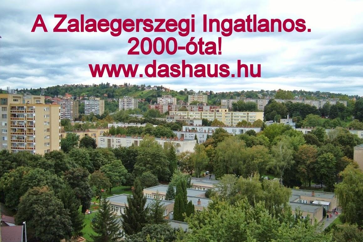 Eladó használt társasházi lakás Zalaegerszeg, zala megye. www.dashaus.hu