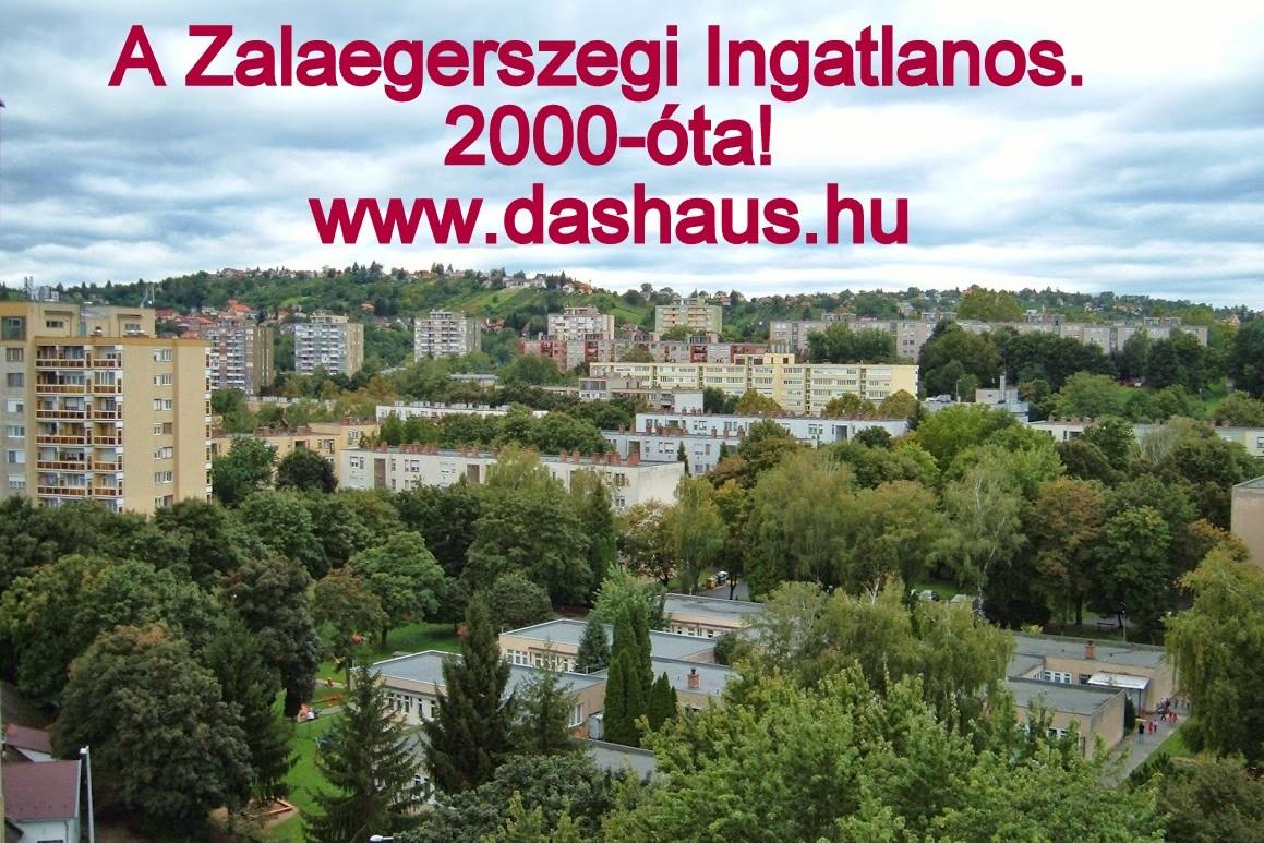 Eladó lakás, ház, ingatlanpiac Zalaegerszeg, zala megye. www.dashaus.hu