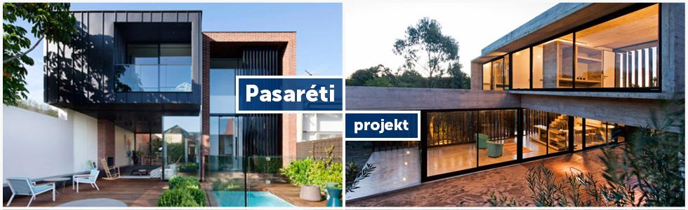 Pasaréti Projekt logo