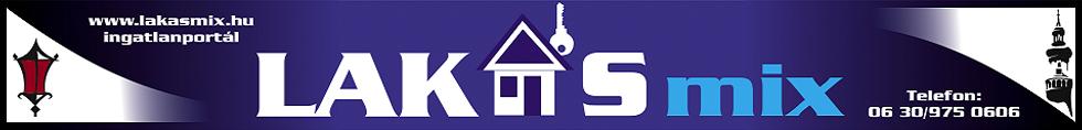 LAKÁSMIX ingatlaniroda, Sopron logo