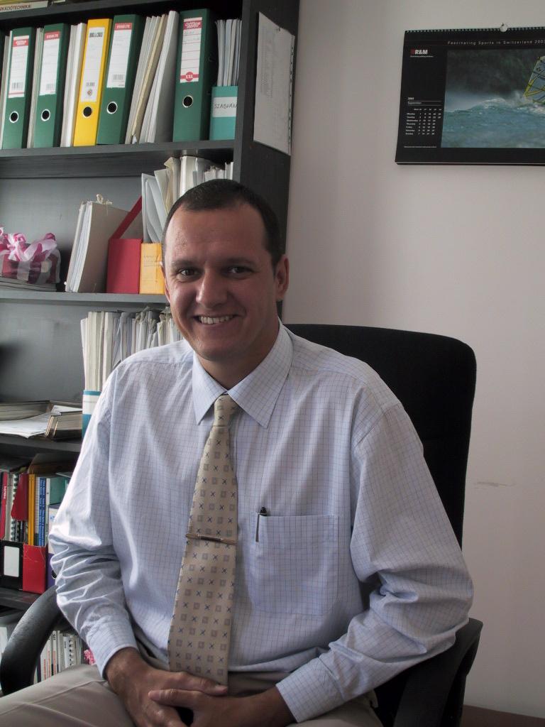 Kirsch Gábor / cégvezető
