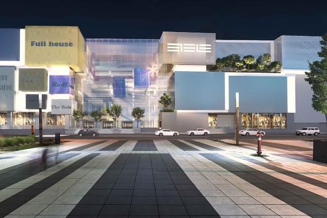 A Futureal-csoport 300 millió eurós beruházással építi a főváros budai oldalának legnagyobb plázáját