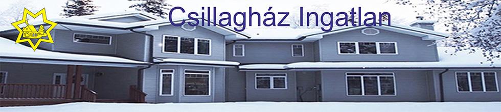 Csillagház Ingatlan logo