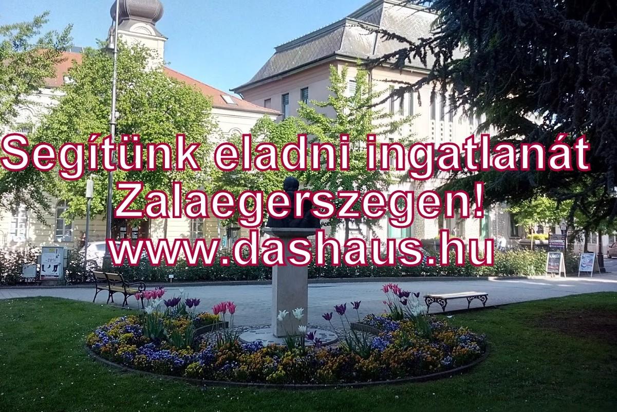 Eladó lakás, ház, ingatlan Zalaegerszeg, Zala megye