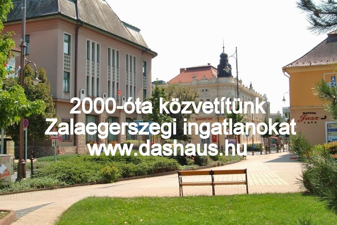 Eladó lakás, családi ház, Ingatlan Zalaegerszeg, Zala megye: www.dashaus.hu