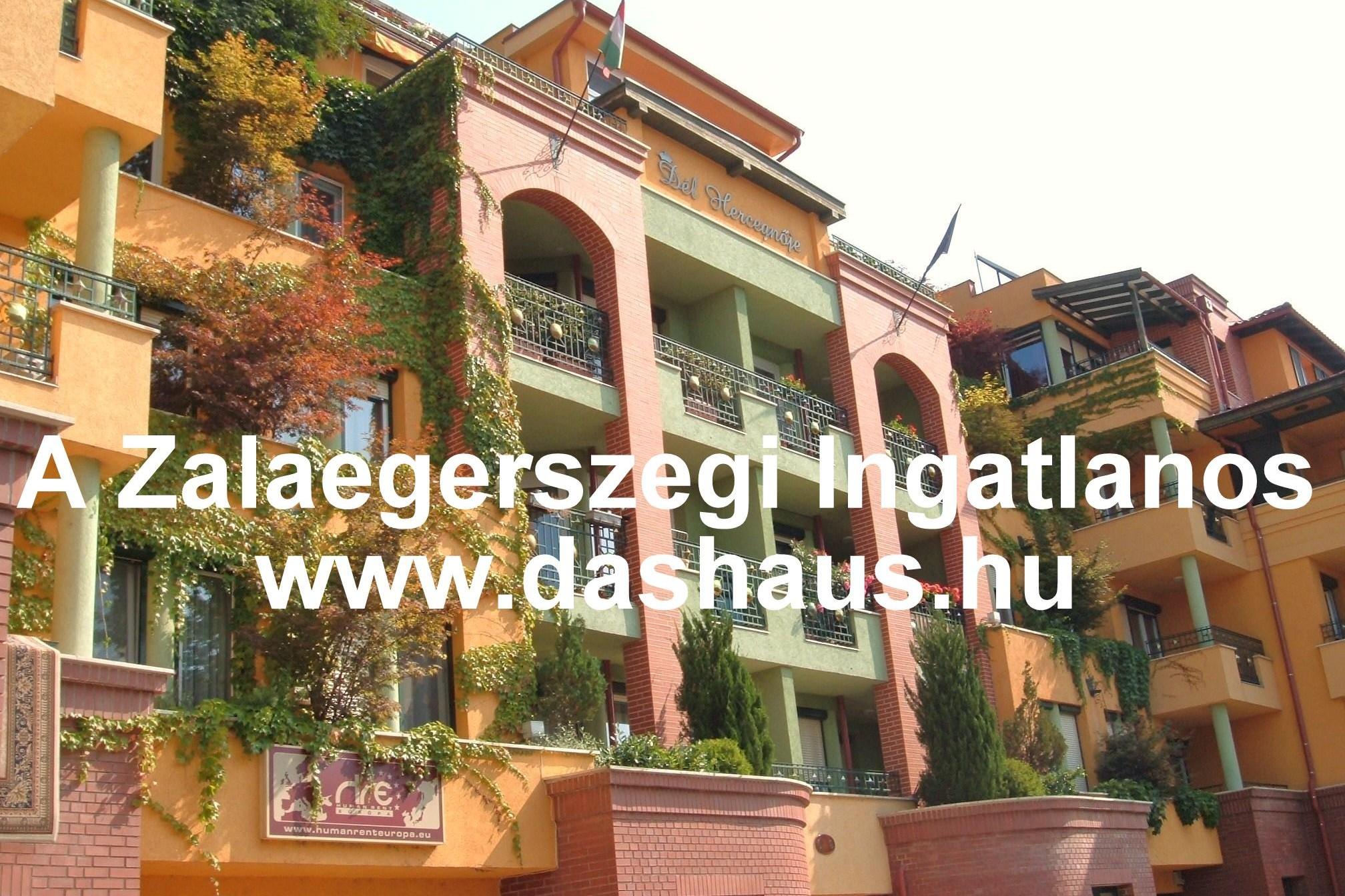 Eladó lakás, ház, ingatlan Zalaegerszeg, Zala megye: www.dashaus.hu