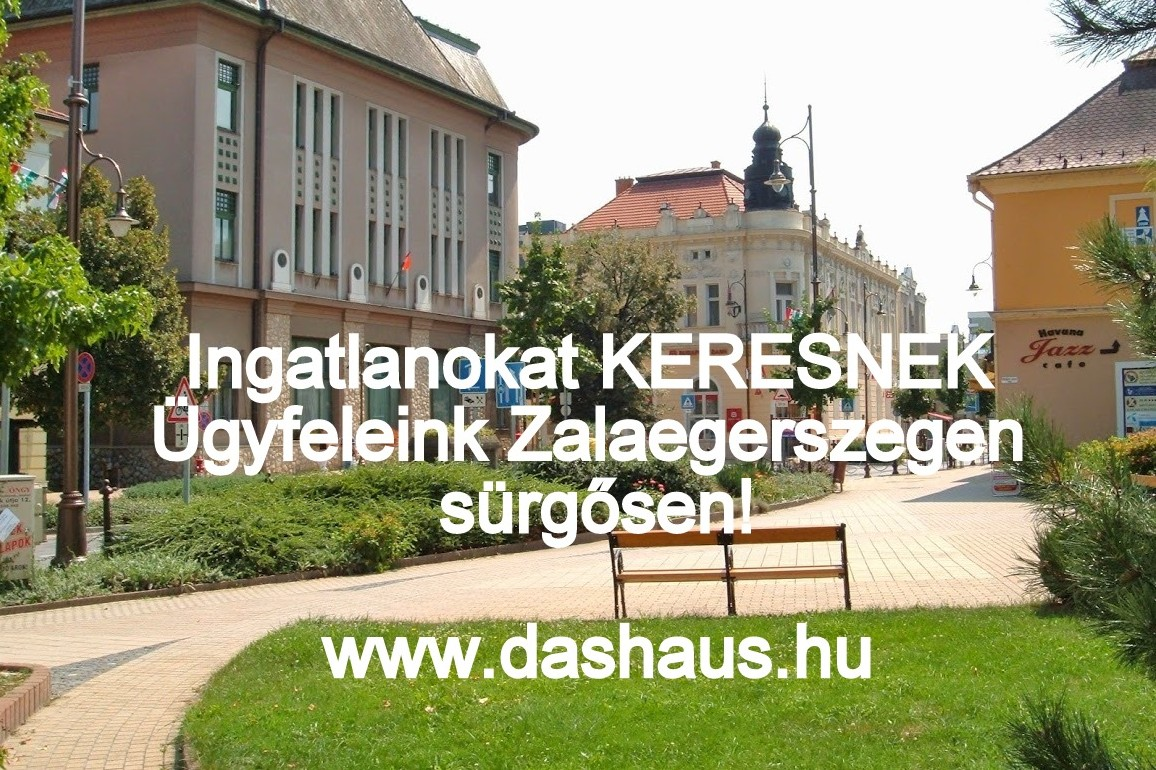 Eladó lakás Zalaegerszeg - www.dashaus.hu