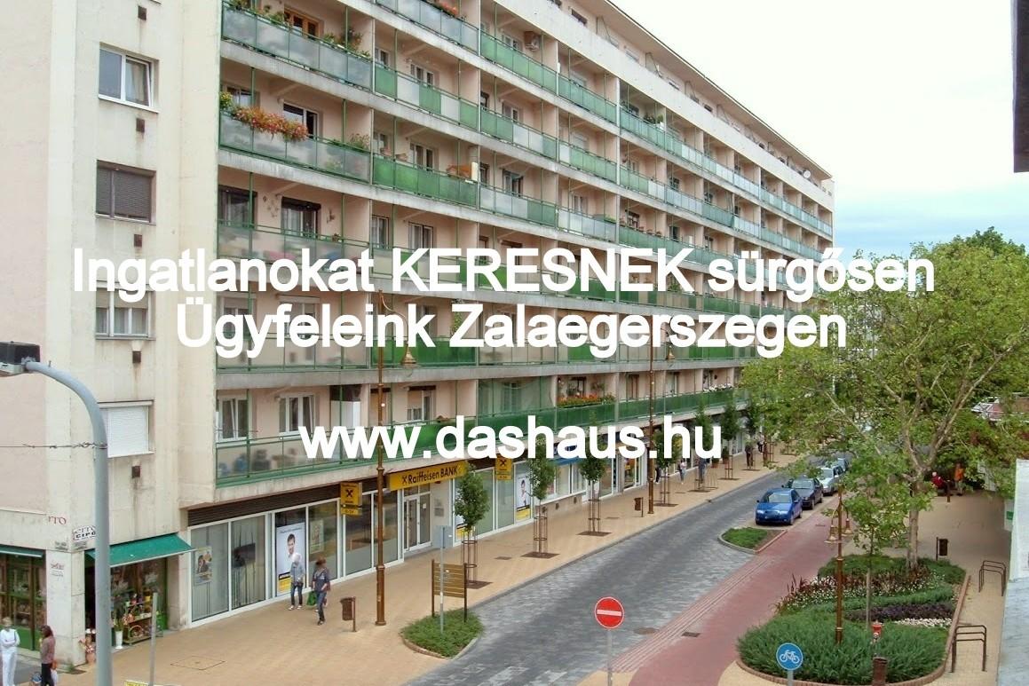 Eladó lakás, ház, Ingatlan Zalaegerszeg, Zala megye. www.dashaus.hu