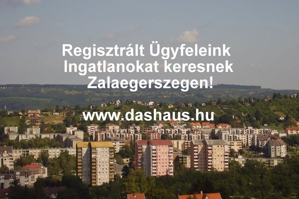 Eladó lakás, ház, Ingatlan Zalaegerszeg - www.dashaus.hu