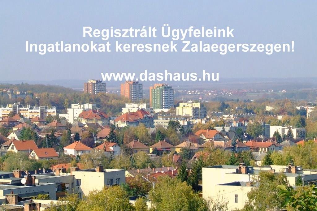 Eladó lakás, családi ház, Ingatlan Zalaegerszeg, Zala megye - www.dashaus.hu