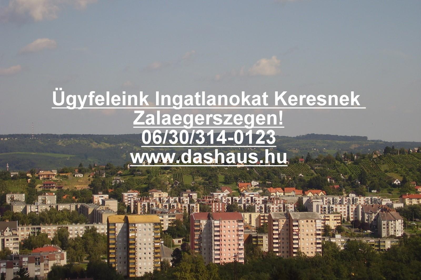 Eladó lakás, családi ház, Ingatlan Zalaegerszeg, Zala megye – www.dashaus.hu