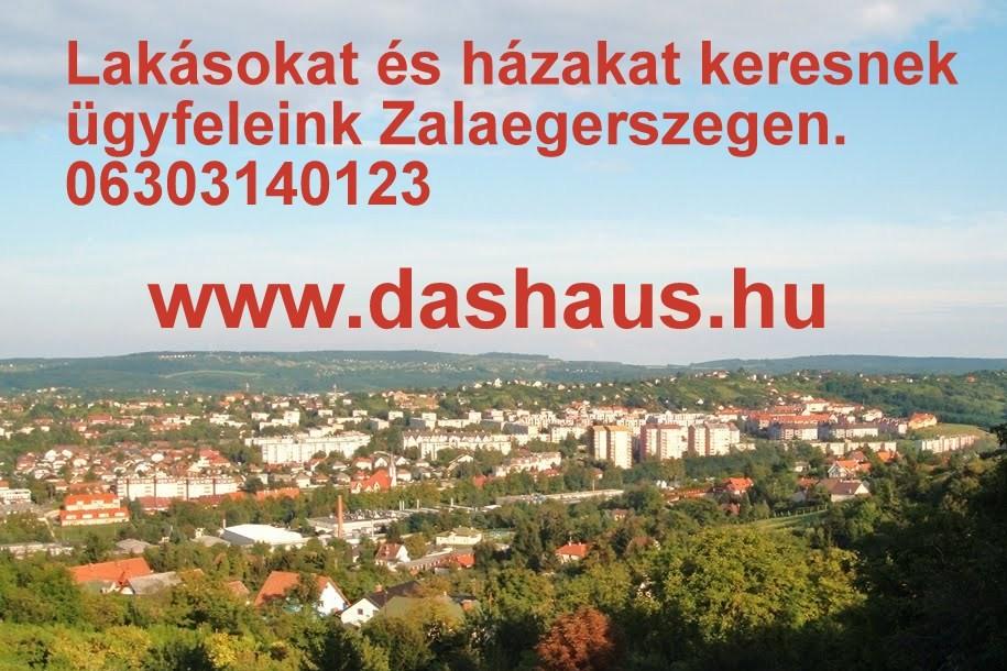 Eladó, lakás, ház, Ingatlan Zalaegerszeg, Zala megye - www.dashaus.hu