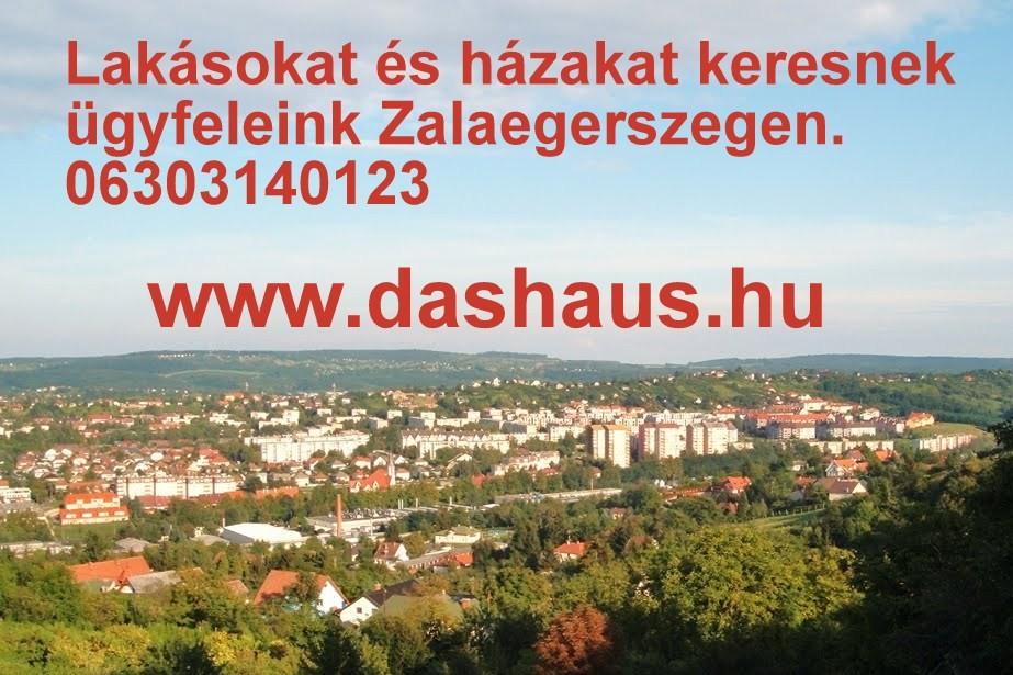 Eladó lakás, családi ház, Ingatlan Zalaegerszeg - www.dashaus.hu