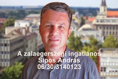 Eladó lakás, ház, Ingatlan Zalaegerszeg, zala megye. Ingatlan árak, lakáspiac, Sipos András Ingatlan