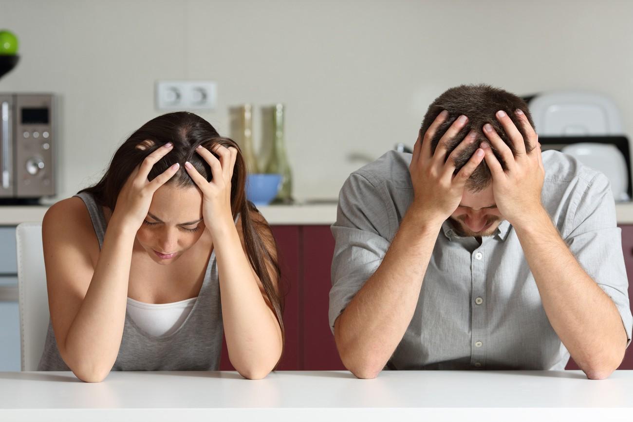Két gyerek után válás? Ráfizet a csokos, ha nem teljesít