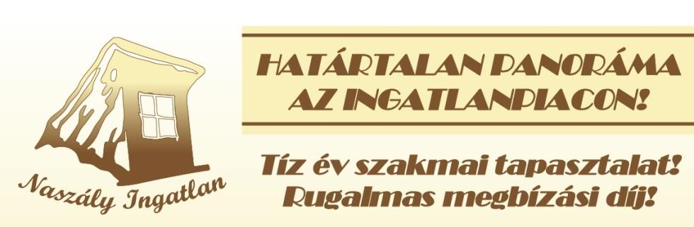 Naszály Ingatlan logo
