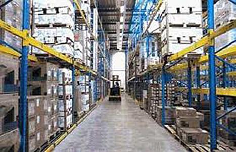 raktárak, árukészletek értékbecslése