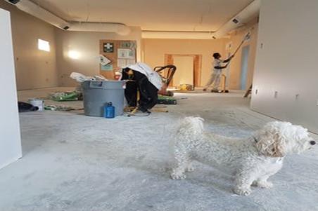lakás felújítás